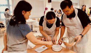 Team Bonding Baking Session