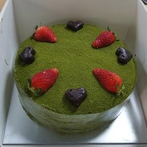 Matcha Sponge Cake