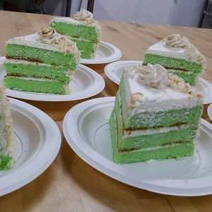 Ondeh Ondeh Cake Baking Class