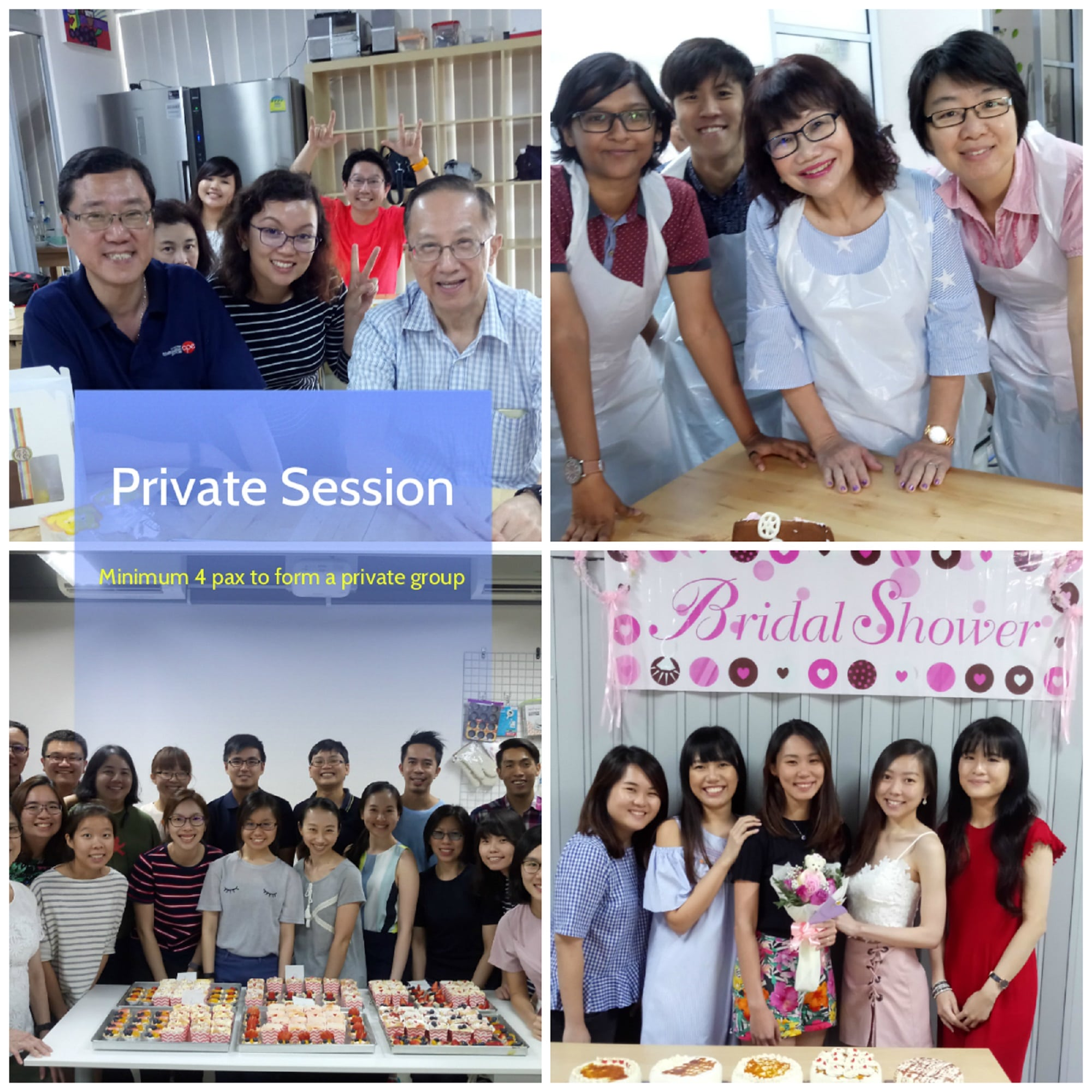 Private Baking Class