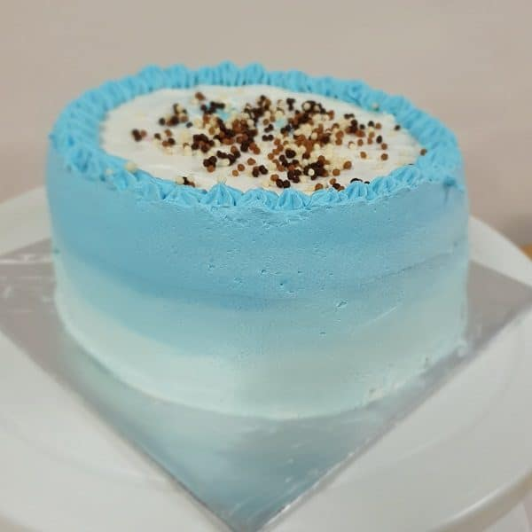 Ombre Cake