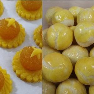 Pineapple Tarts and Pineapple Jam