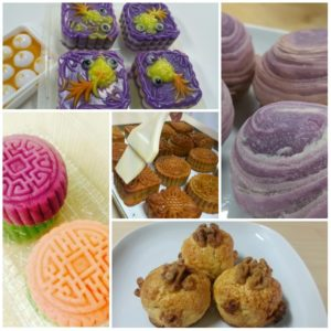 Mooncake making class