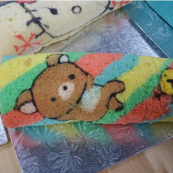 cantoon swiss roll