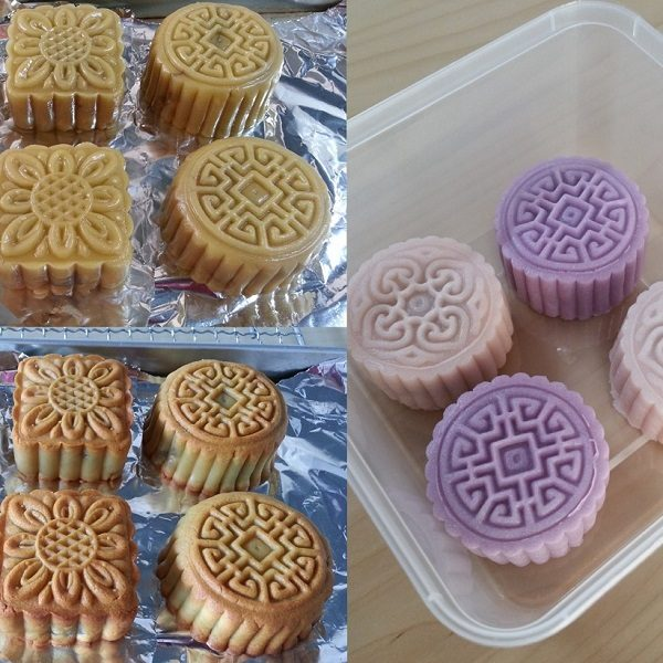 Bake and Snowskin Mooncakes