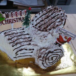 Christmas :LogCake