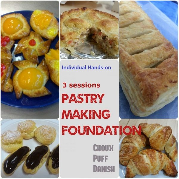 Pastry Making Foundation