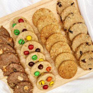 Sugarless Cookies Dough